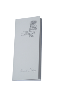 The Carolina Inn brochure