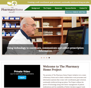 Pharmacy Home Project